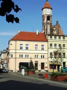 Duży Rynek w Brodnicy