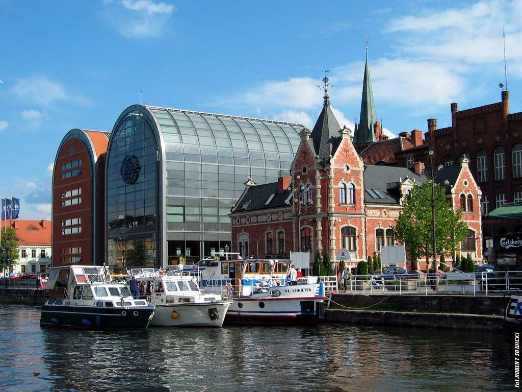 Bydgoszcz – miasto z 362 tys. mieszkańców – stolica administracyjna Województwa Kujawsko – Pomorskiego oraz siedziba wojewody.