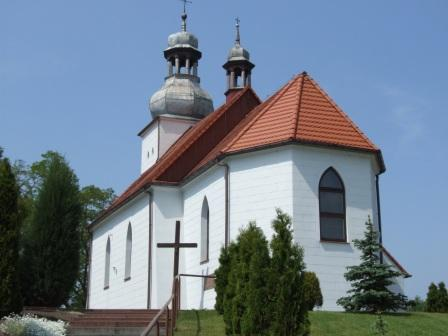 Kościół w Chomiąży