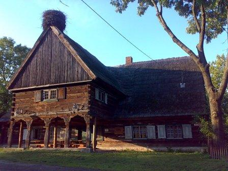 Chata Mennonicka Chrystkowo