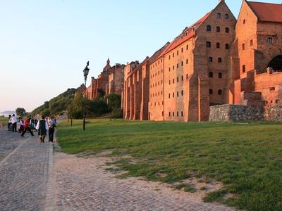 Grudziądz - zamek