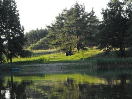 Jezioro Mielno