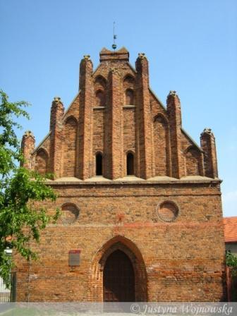 Kaplica św. Marcina w Chełmnie