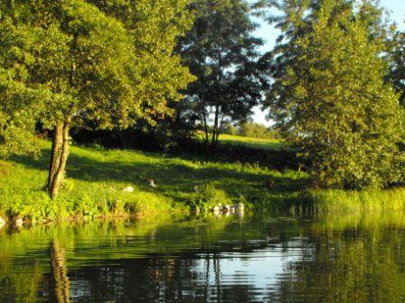 Malownicza Brda spływy kajakowe kajaki