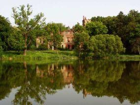 Pałac w Runowie