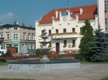 Ratusz w Koronowie
