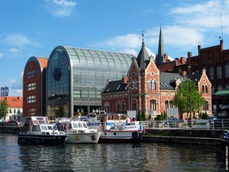Stary Port w Bydgoszczy