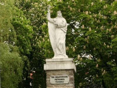 Św. Małgorzata patronka Tucholi