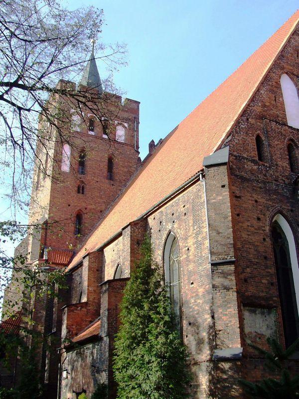 Kościół Farny w Brodnicy