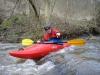 Rzeka Gardęga spływ kajakiem ekstremalny