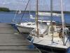 Zalew Koronowski żaglówki żeglarstwo marina przystań kajaki