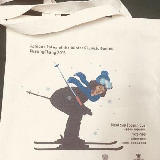 Kopernik na Igrzyskach w w Pjongczangu!