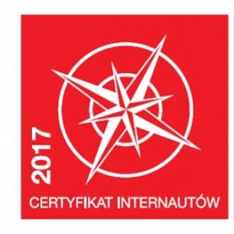 Głosujemy na Certyfikat Internautów