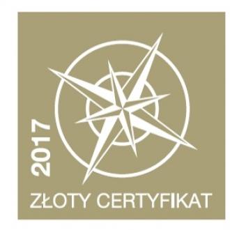 Mamy złoto i nowy Certyfikat POT!