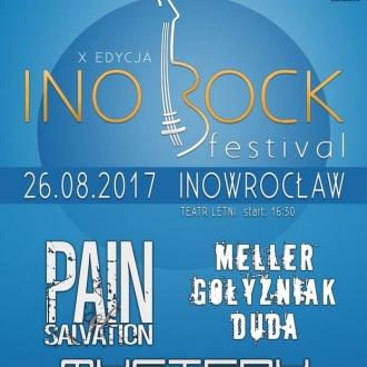 X edycja INO ROCK FESTIVAL