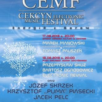 XIII Cekcyn Electronic Music Festival