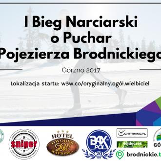 I Bieg Narciarski o Puchar Pojezierza Brodnickiego