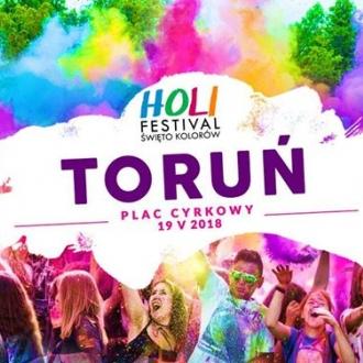 Toruń Holi Festival - Święto Kolorów w Toruniu