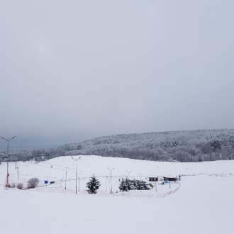 Ruszył stok narciarski w Myślęcinku