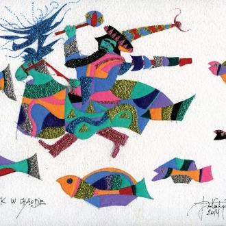 """""""Voyage"""" – wystawa prac Jana Kantego Pawluśkiewicza"""