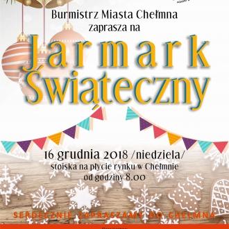 Jarmark Świąteczny w Chełmnie