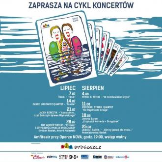 """Rzeka Muzyki - JACEK BOŃCZYK, """"Absolutnie…czyli Bończyk..."""