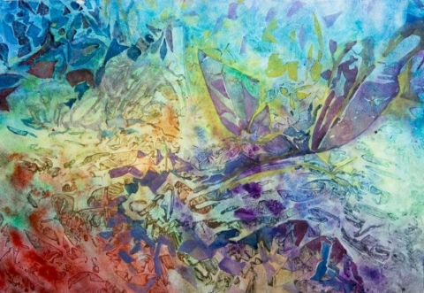 "Galeria dla Wystawa ""A jak abstrakcja"""