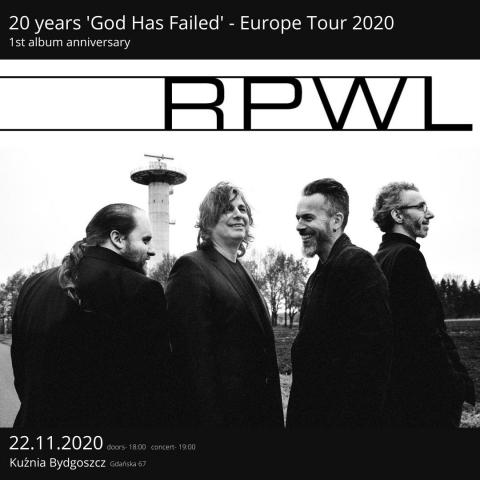 Galeria dla Koncert RPWL z okazji 20-lecia na scenie muzycznej