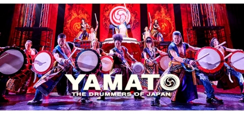 Galeria dla YAMATO – The Drummers of Japan