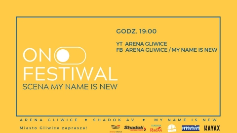 Galeria dla ON FESTIWAL - scena My Name Is New