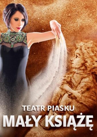Galeria dla Teatr Piasku Tetiany Galitsyny - Spektakl Mały Książę