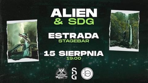Galeria dla Alien & SDG