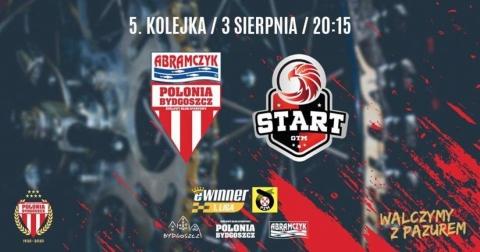 Galeria dla eWinner 1. Liga: Abramczyk Polonia Bydgoszcz – Car Gwarant Kapi Meble Budex Start Gniezno