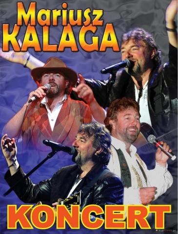 Galeria dla Koncert Mariusza Kalaga