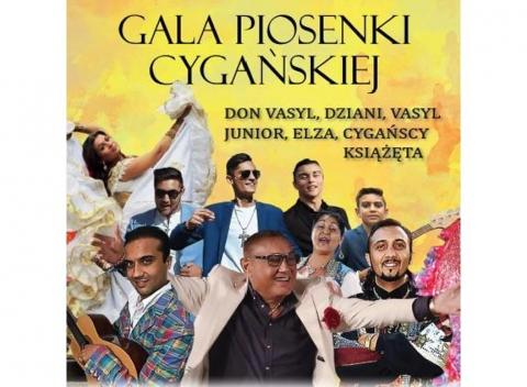 Galeria dla Gala Muzyki Cygańskiej z Don Vasylem