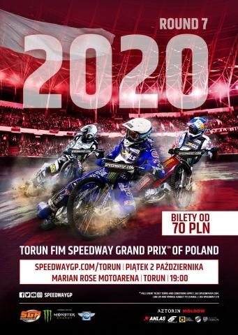 Galeria dla Grand Prix Polski na Żużlu Toruń 2020