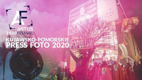 """Galeria dla Wystawa """"Kujawsko-Pomorskie Press Foto"""""""