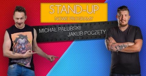 Galeria dla Stand-up: Michał Pałubski i Jakub Poczęty