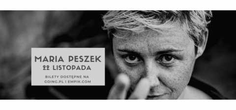 "Galeria dla Maria Peszek ""Sorry Polsko Super Tour"""