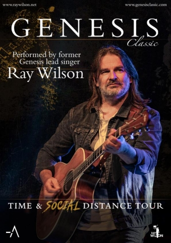 Galeria dla Ray Wilson - Time And Social Distance Tour
