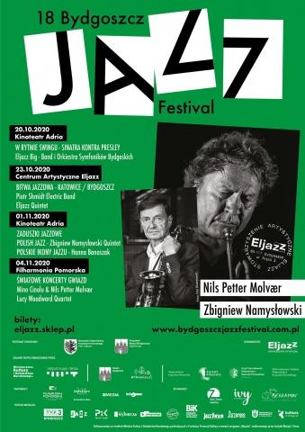 Galeria dla Bydgoszcz Jazz Festival 2020 - dzień 4
