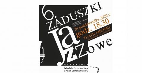 Galeria dla Zaduszki Jazzowe Mietek Szcześniak & Adam Lemańczyk Trio