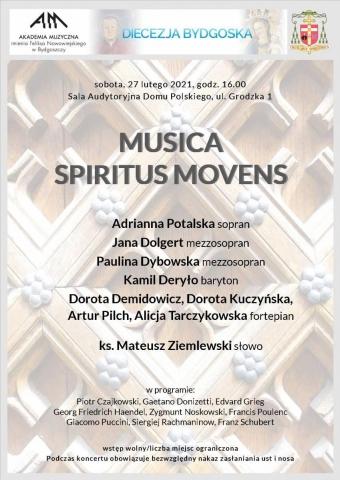Galeria dla Musica Spiritus Movens