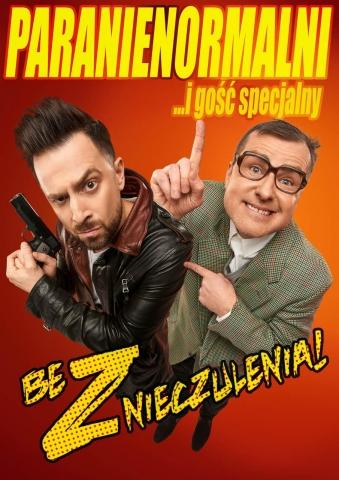 Galeria dla Kabaret Paranienormalni - Bez znieczulenia