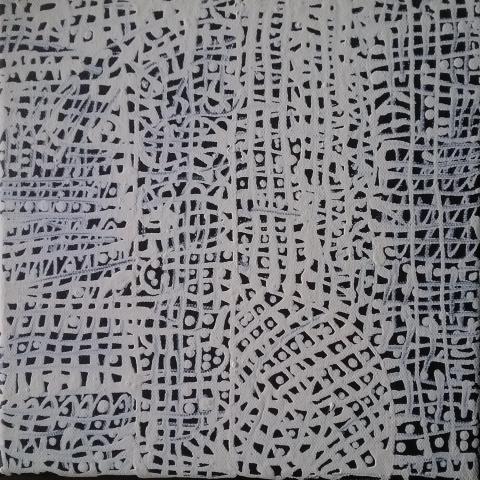 """Galeria dla Wystawa Michała Paryżskiego """"…obrazy będą malowały się same…"""""""