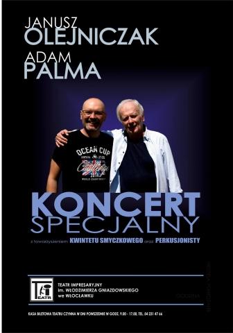 """Galeria dla Koncert specjalny """"Olejniczak & Palma"""""""