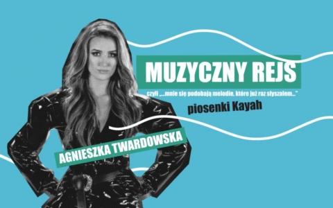 Galeria dla Muzyczny Rejs z piosenkami Kayah w wykonaniu Agnieszki Twardowskiej
