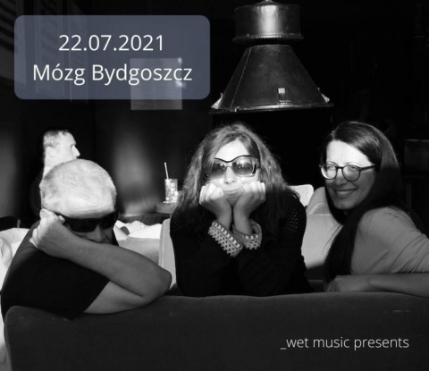 Galeria dla Wet Music Presents: Morświn