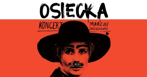 """Galeria dla Koncert Marcina Januszkiewicza """"Osiecka po męsku"""""""