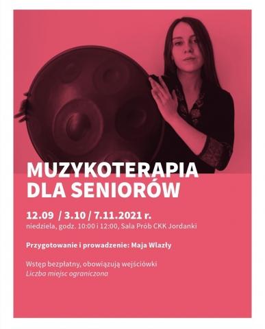 Galeria dla Muzykoterapia dla seniorów